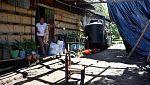 Damnificados del terremoto de México sobreviven en condiciones muy precarias