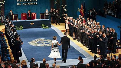 Informe Semanal - Premios Princesa de Asturias - ver ahora