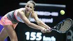 Tenis - WTA Finales en Singapur (China): Pliskova - Willians