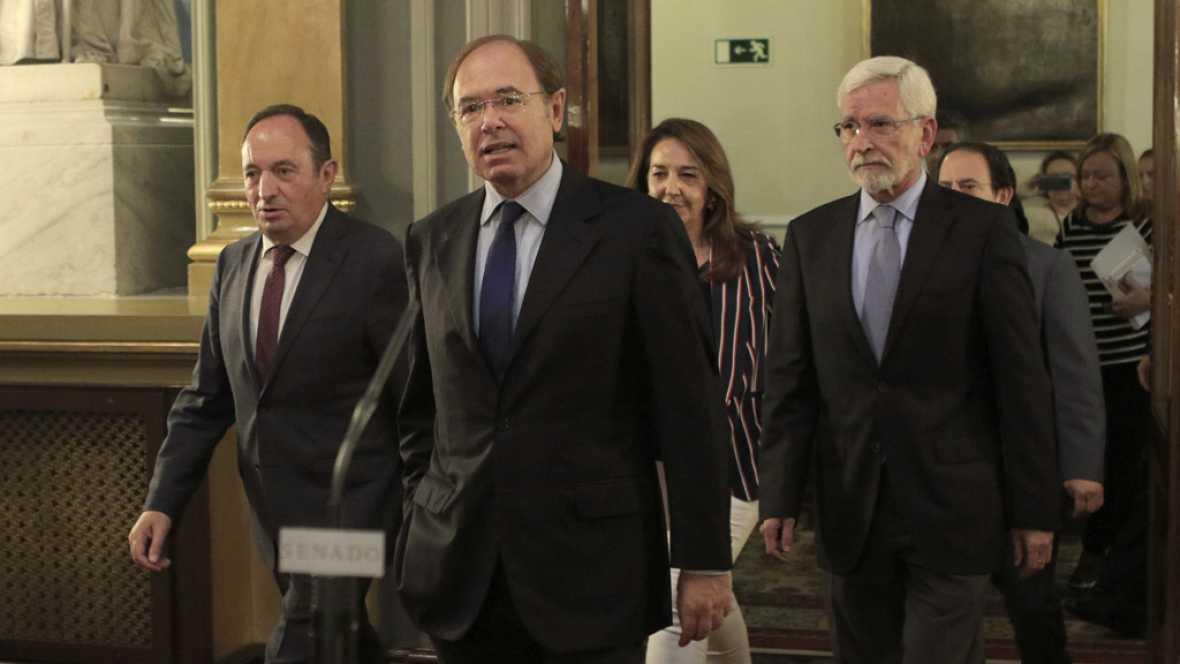El PP incluye a García-Escudero y a García Albiol en la comisión que estudiará la aplicación del 155