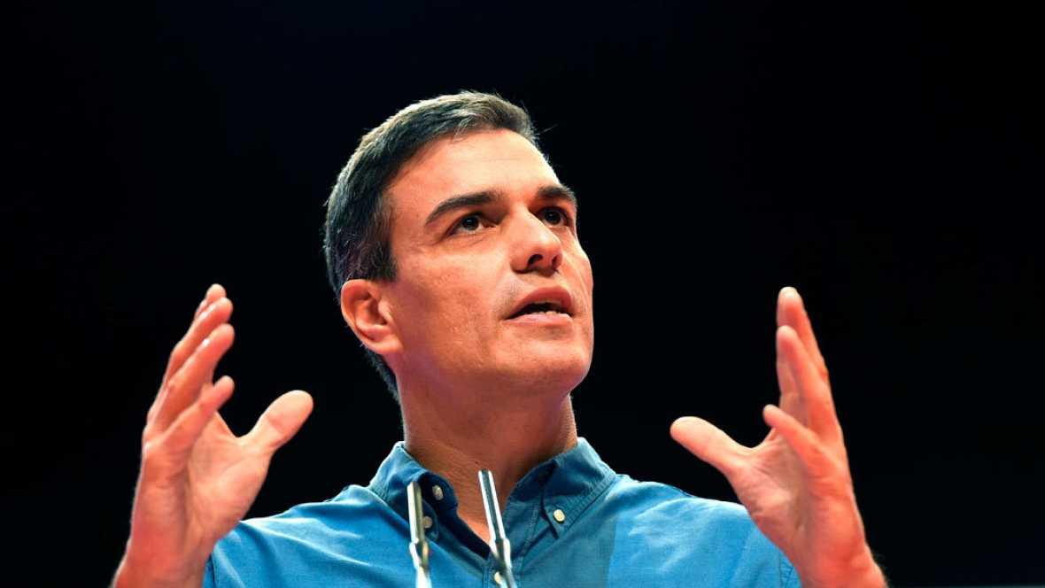 Pedro Sánchez informará sobre el acuerdo alcanzado con el Gobierno