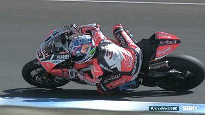 Campeonato del Mundo Superbike - Prueba Jerez, WSBK 2ª carrera. Desde Jerez de la Frontera - ver ahora