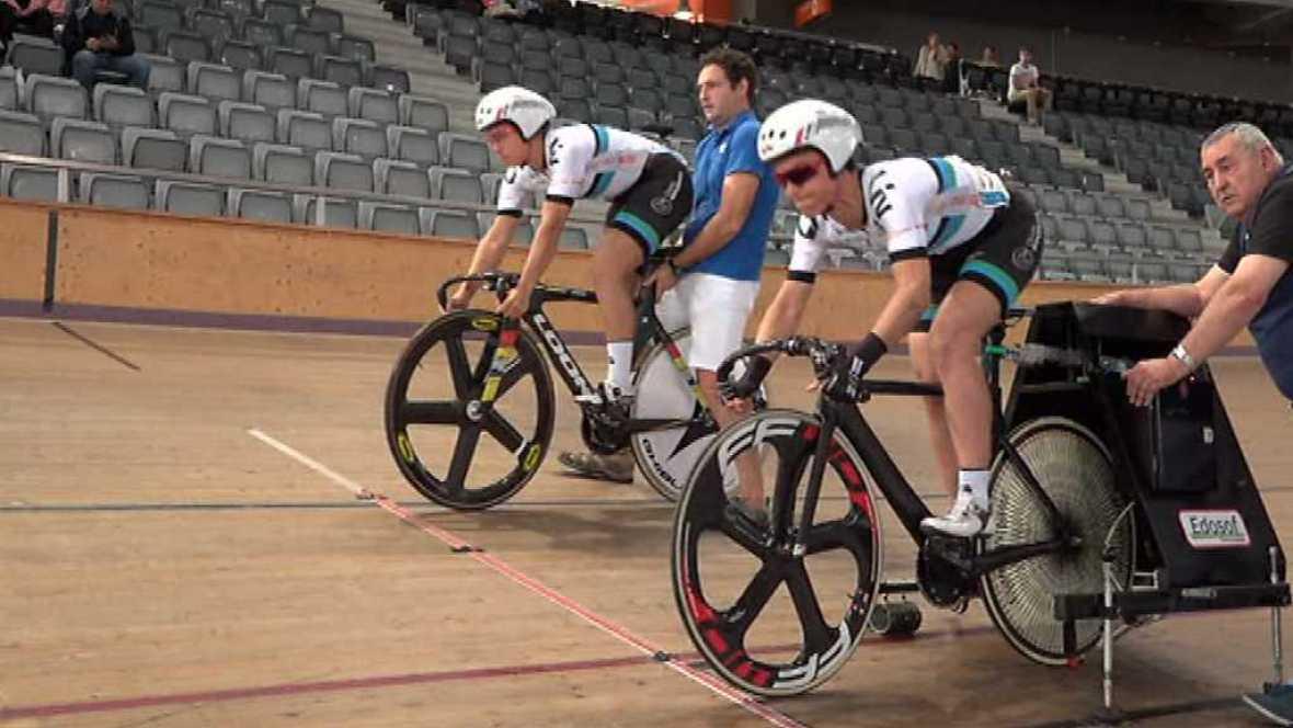 Ciclismo - Campeonato de España en Pista 2017 - ver ahora