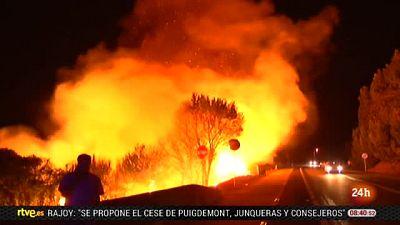 2017, el peor año de incendios forestales en Europa