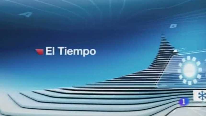 El Tiempo en Castilla-La Mancha - 23/10/17