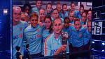 Lieke Martens logra el 'The Best' como mejor jugadora del año