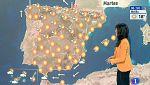 Temperaturas en ascenso en todo el país