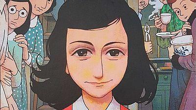 La mejor adaptación del 'Diario de Anna Frank' al cómic