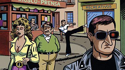 Tráiler del cómic 'Plaza de la Bacalá', de Carmelo Manresa