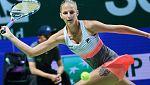 Tenis - WTA Finales en Singapur (China): G. Muguruza - K. Pliskova