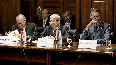 Montilla pide a Puigdemont que evite el 155 con la convocatoria inmediata de elecciones