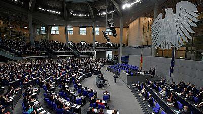 El Parlamento alemán se constituye con todas las fuerzas decididas a marginar a la ultraderecha