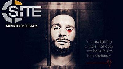 ISIS amenza el Mundial de Rusia con una imagen de Messi preso y sangrando