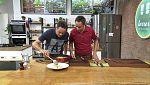 Torres en la cocina - Congrio con patatas y lionesas de boniato
