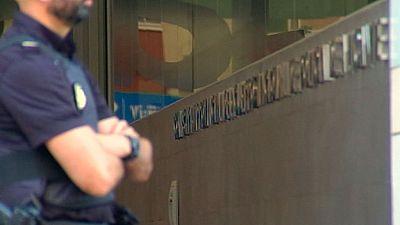 Operación contra la corrupción en contrataciones de la Dirección General de Policía y de la DGT