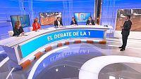 El debate de La 1 - 25/10/17 - ver ahora