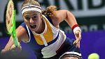 Tenis - WTA Finales en Singapur (China): K. Pliskova - J.Ostapenko