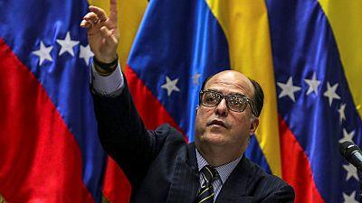 El Parlamento Europeo concede el Premio Sájarov de 2017 a la oposición de Venezuela
