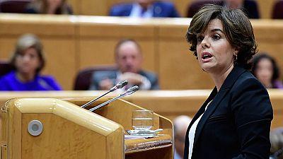 El Gobierno defiende la aplicación del 155 para proteger el interés de los españoles y los catalanes