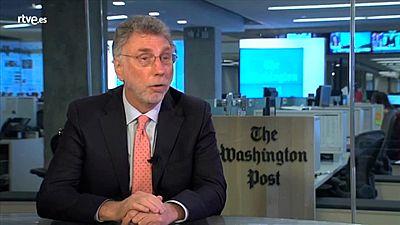 Entrevista íntegra con Martin Baron, director de 'The Wahington Post' sobre el discurso del odio