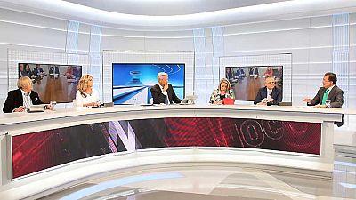 La noche en 24 horas - Especial Cataluña - 26/10/17 - ver ahora