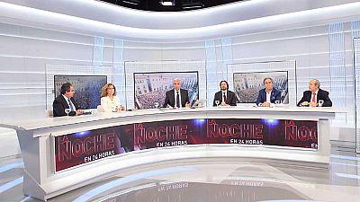 La noche en 24 horas - Especial Cataluña - 27/10/17 - ver ahora