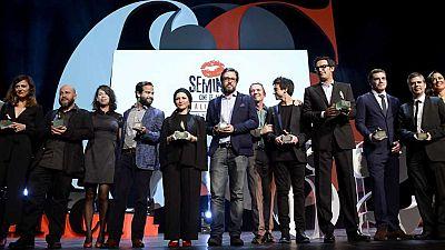 Festival de cine de Valladolid 2017 - Gala de clausura - ver ahora
