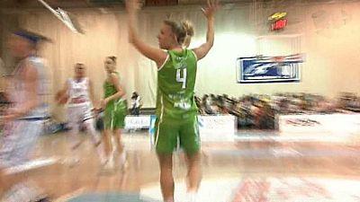 Baloncesto femenino - Liga DIA 6ª jornada: Star Center UniFerrol '- Araski - ver ahora