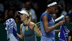 Tenis - WTA Finales en Singapur (China) Final: C.Wozniacki - V.Williams