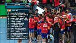 """Balonmano - Selección Española Masculina """"Aniversario Federación Alemana"""": Alemania-España - 29/10/17"""