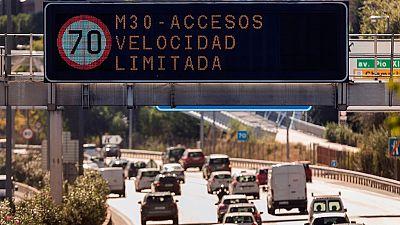 El ayuntamiento de Madrid desactiva el Protocolo de medidas por alta contaminación