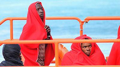 10.751 inmigrantes africanos han llegado a nuestro país en los primeros seis meses de este año