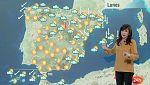 Bajada general de las temperaturas diurnas