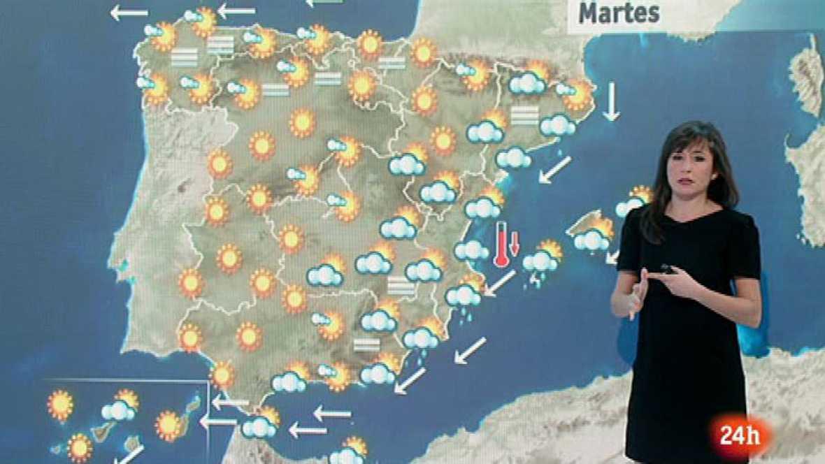 Lluvias en el litoral valenciano, Cataluña e Ibiza