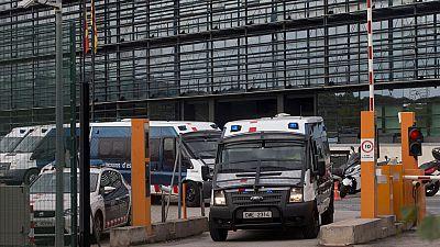 La Guardia Civil entra en la sede central de los Mossos y en las principales comisarías de Cataluña