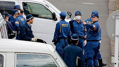La Policía de Japón encuentra nueve cadáveres descuartizados al sur de Tokio