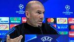 """Zidane: """"Me gusta cuando las cosas se ponen difíciles"""""""