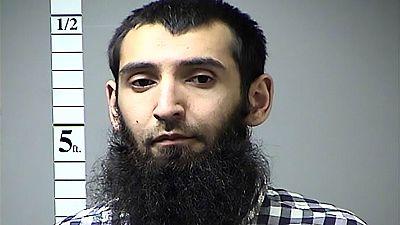 Un uzbeko de 29 años, identificado como autor del atentado de Nueva York