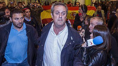 Dos exconsellers que viajaron con Puigdemont a Bruselas vuelven a Barcelona tras ser citados ante la Audiencia