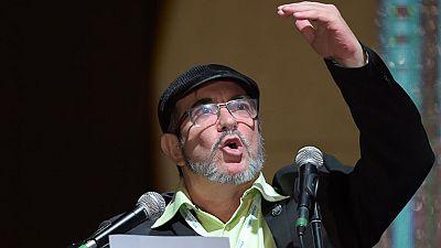 """""""Timochenko"""" será candidato presidencial de las FARC en las elecciones colombianas de 2018"""