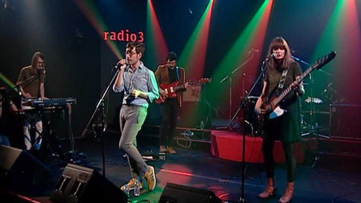 Los conciertos de Radio 3 - Rusos blancos - ver ahora