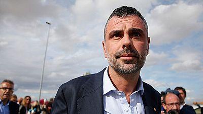 El exconsejero Santi Vila abona la fianza y sale de la prisión de Estremera