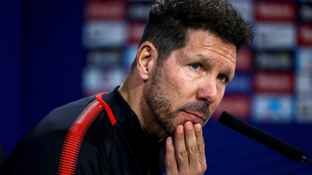 El entrenador del Atlético de Madrid, Diego Simeone, ha asegurado que no tienen dependencia de un solo jugador que les resuelva los partidos, en la previa de una jornada de Liga donde buscarán enderezar su trayectoria.