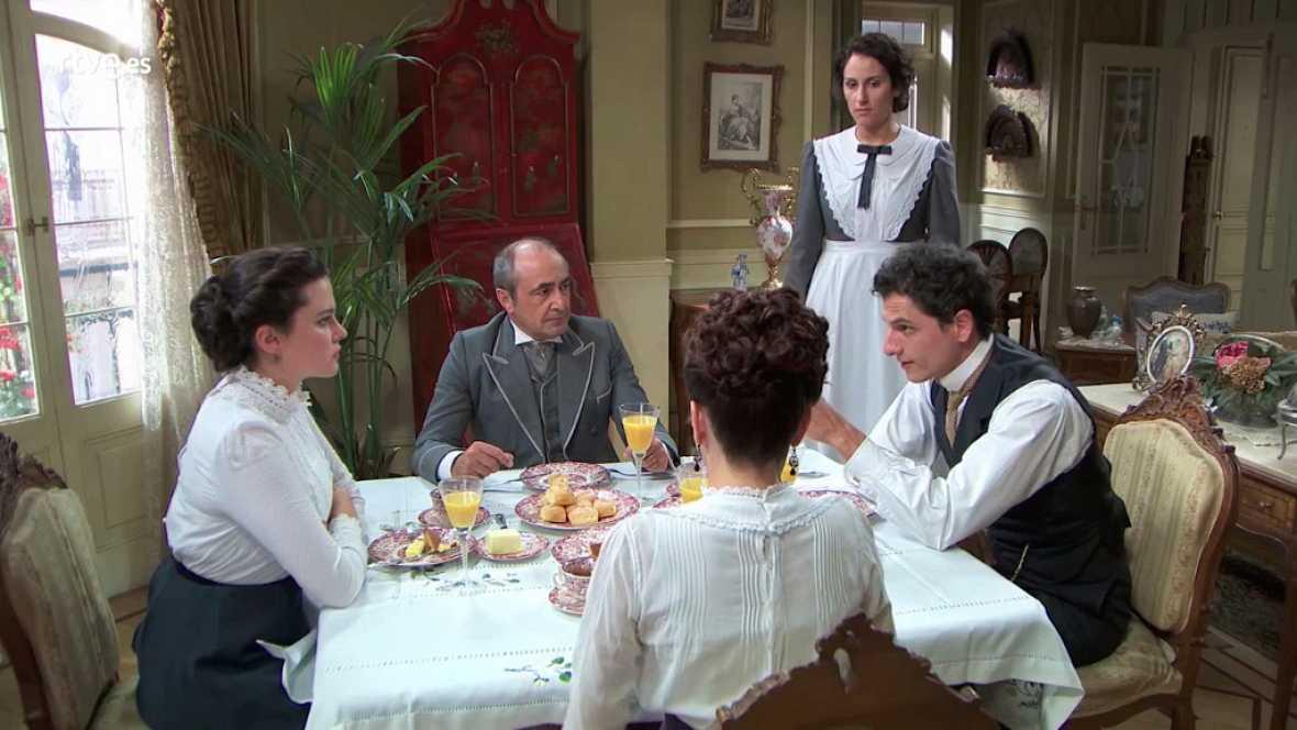 Acacias 38 - Antoñito y María Luisa discuten por Lolita
