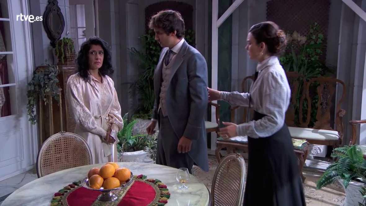 Acacias 38 - Rosina echa de casa a Liberto