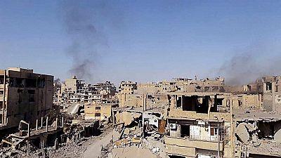 Siria reconquista Deir el Zor, la última gran ciudad del país en manos del Estado Islámico