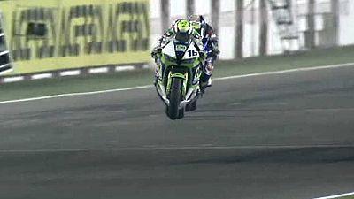 Motociclismo - Campeonato del Mundo Superbike. Supersport prueba Catar - ver ahora