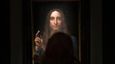 Christie's y Sotheby's subastan obras de Da Vinci, Warhol, Basquiat, Bacon, Chagall, Monet y Leger en noviembre