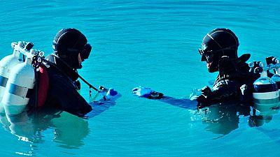 Los fondos subacuáticos de las Lagunas de Ruidera son de los más ricos de Europa