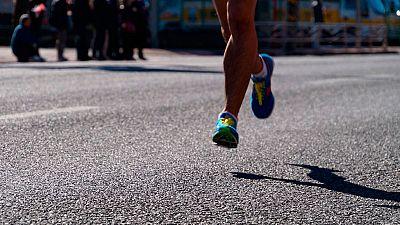 "Se ha celebrado en Madrid la carrera popular ""Corre por el niño"""